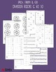 Dividing by 6 to 10 - Worksheets with Answer Keys, Division Facts Practice