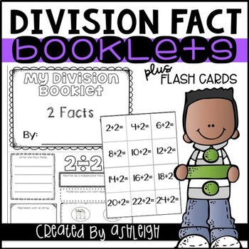 Division Facts Booklet