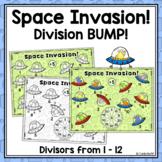 Division Bump -  Space Invasion!