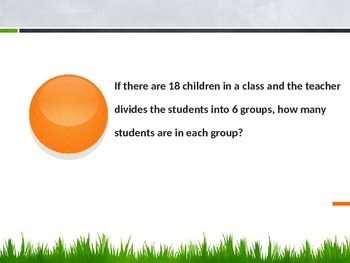 Division Facts - EnVision Math - Grade 3 - Topic 8