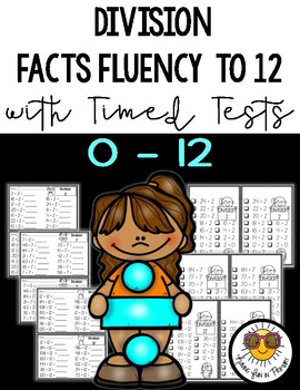 Division Facts Fluency and Timed Tests