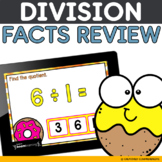 Division Facts Review | Boom Learning | Distance Learning