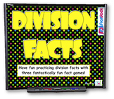 Division Facts SMART BOARD Games