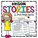 Division Facts Story Problems