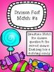 Division File Folder Game- 3's