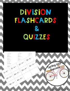 Division Flashcards & Quizzes 0-12