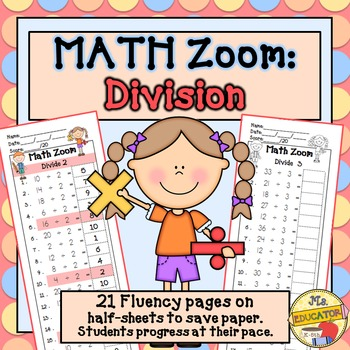 Division Fact Fluency*