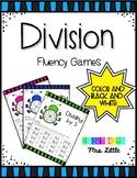 Division Fluency Games