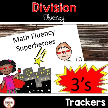 Division Fluency (Superhero Theme)