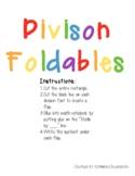 Division Foldables