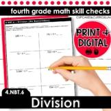 Division | Fourth Grade Math 4.NBT.6
