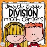 Division Fourth Grade Math Centers
