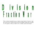 Division Fraction War