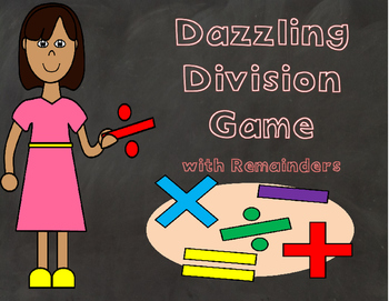 Division Game with Remainders