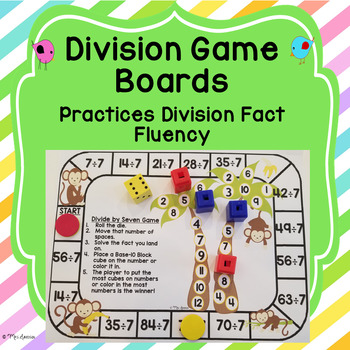 Division Game Boards