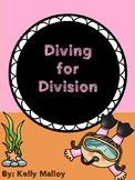 Division Game - Differentiated Math Centers
