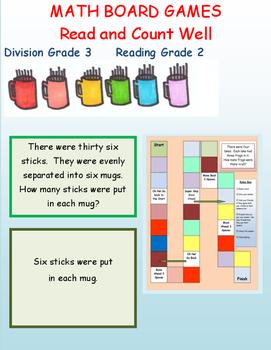Division Game Grade 2