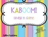 Division Game - KaBoom! Facts 1-12