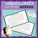 Division Game: Roll, Divide, Color