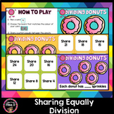 Division Game - Sharing Equally