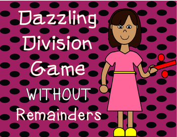Division Game without Remainders