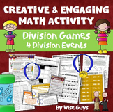 Division Games Four Creative Events