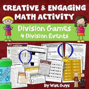 Division Games: Four Creative Events