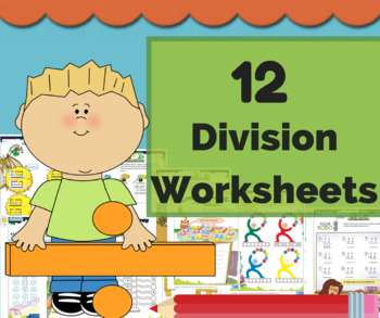 Division Games and Division Word Problems - My Math Center