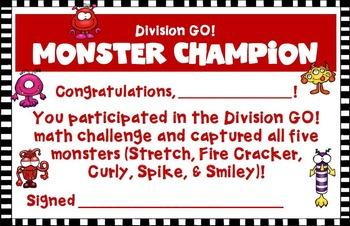 Division Go!