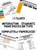 Division Google Classroom Interactive Notebook Activities