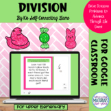 Division Google™ Slides | Easter Game