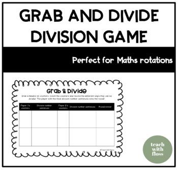 Division 'Grab & Divide' Game