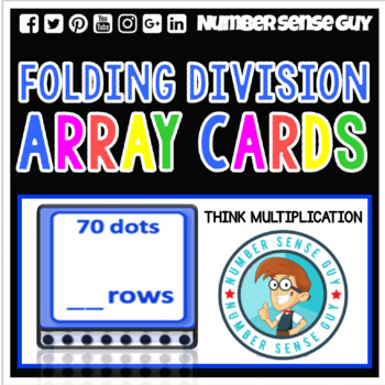 FOLDING DIVISION ARRAY CARDS