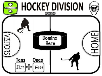 Division Hockey Math Games