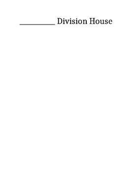 Division House Book