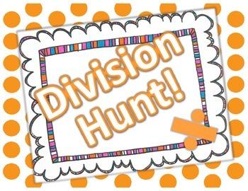 Division Hunt!