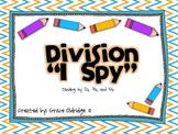 Division I Spy Game