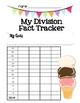 Division Ice Cream Fact Tracker