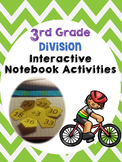 Division Interactive Notebook Activities