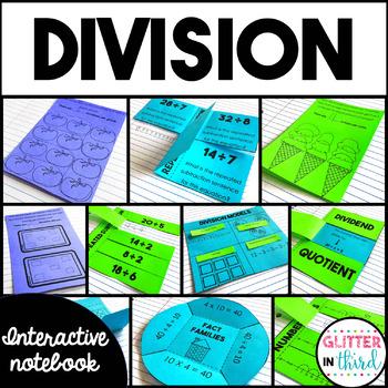 Division Interactive Notebook BUNDLE