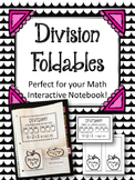 Division Interactive Notebook Pieces. Dividing by 0 and 1 rules. Definition.