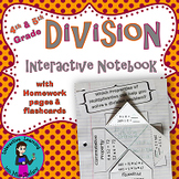 Division Interactive Notebook and Homework Pages