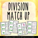 Division Intro Matching Game Freebie!