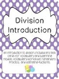 Division Introduction