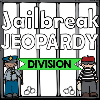 Division Jeopardy Review Game