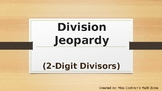 Division Jeopardy (2-Digit Divisors)