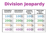 Division Jeopardy