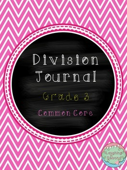 Division Journal - Grade 3 (Common Core)