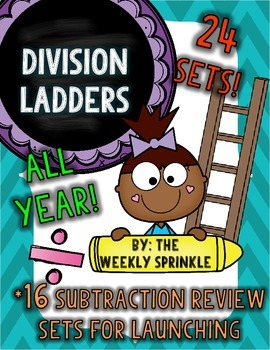 Division Ladders for the Whole Year