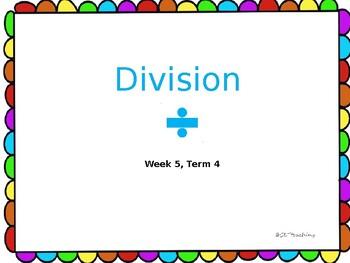 Division Lesson - Introduction